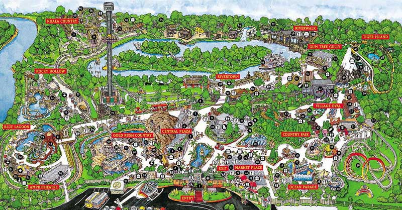 History of dreamworld park map dreamworld dreamsite gumiabroncs Images